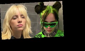 Billie Eilish Reveals Why She Hid Her Bleach Blonde Hair