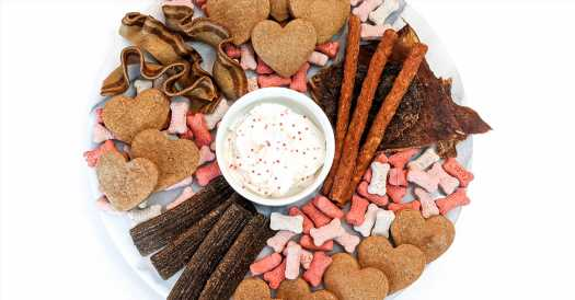 Dogs Can Have a Little Charcuterie, as a Treat