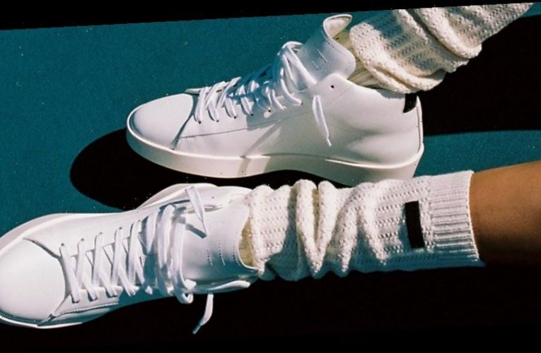 Fear of God ESSENTIALS' Tennis Shoe Mid Is Ready for Summer