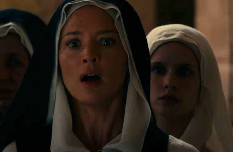 'Benedetta' Trailer: Paul Verhoeven Returns With an Erotic Lesbian Nun Drama