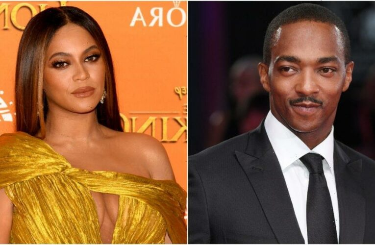 'The Falcon and the Winter Soldier's Anthony Mackie Once Shared the Best Story About the Time Beyoncé Serenaded Him With 'Halo'