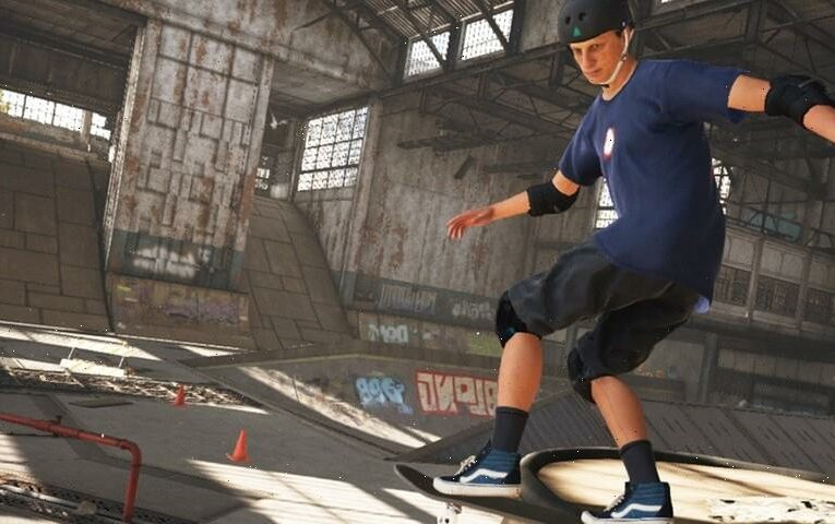 'Tony Hawk's Pro Skater 1 + 2' Is Coming to Nintendo Switch Next Month