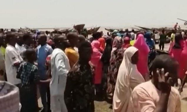 160 people are feared dead after overloaded ferry sinks in Nigeria