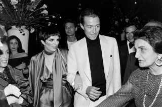 A Look at Halston and Liza Minnelli's Real-Life Friendship