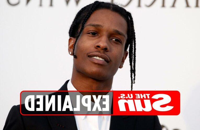 ASAP Rocky ex girlfriend list: Who has the rapper dated?