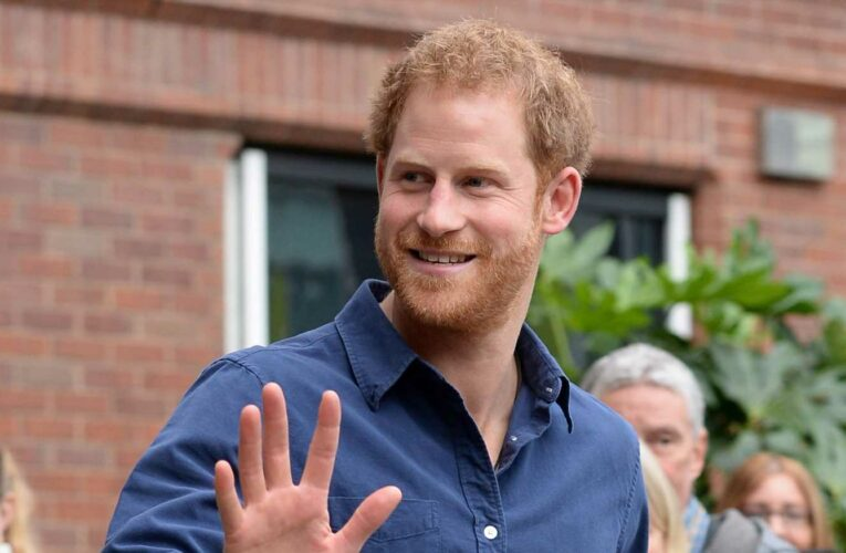 Ahem, Prince Harry Opened Up About Those Naked Vegas Pics….