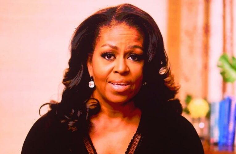 Ahh! Michelle Obama Just Made a Surprise Appearance at the BRIT Awards