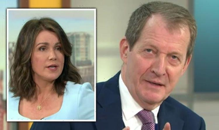 Alastair Campbell apologises after admitting to breaking Covid rules 'Am I a criminal?'