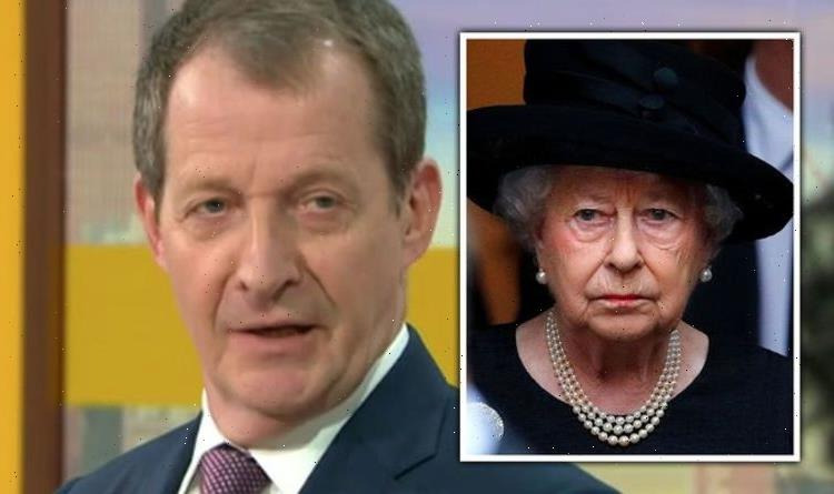 Alastair Campbell forced to apologise after 'announcing Queen's death' in huge gaffe