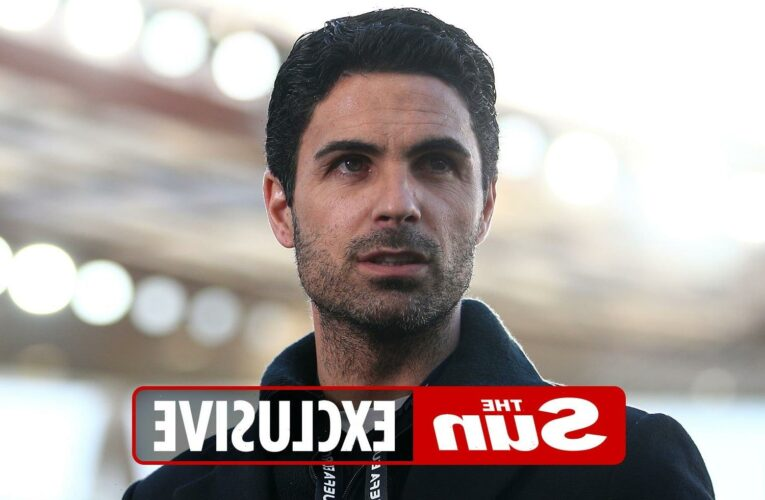 Arsenal ready to hand Mikel Arteta funds for summer spending spree despite Euro exit and Premier League struggles