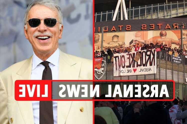 Arsenal takeover LIVE: Kroenke MORE likely to stay after protests, Daniel Ek 'values club at £1.8bn' – transfer LATEST