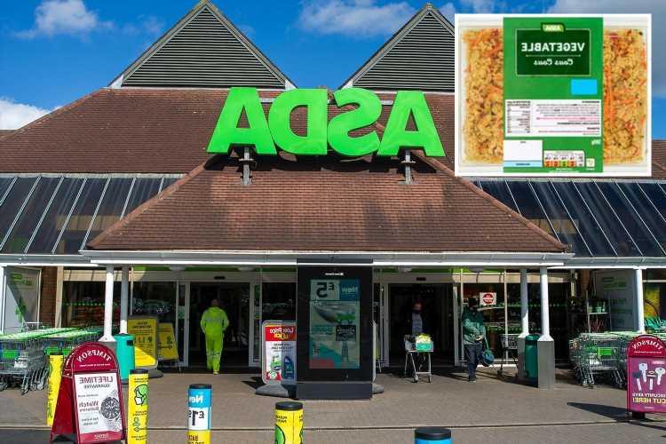 Asda recalls vegetable cous cous due to salmonella contamination fears