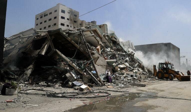 Associated Press wants probe into Israel's bombing of its Gaza office