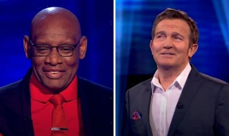 Beat the Chasers: Bradley Walsh tells Shaun to 'settle down' after nude photo joke