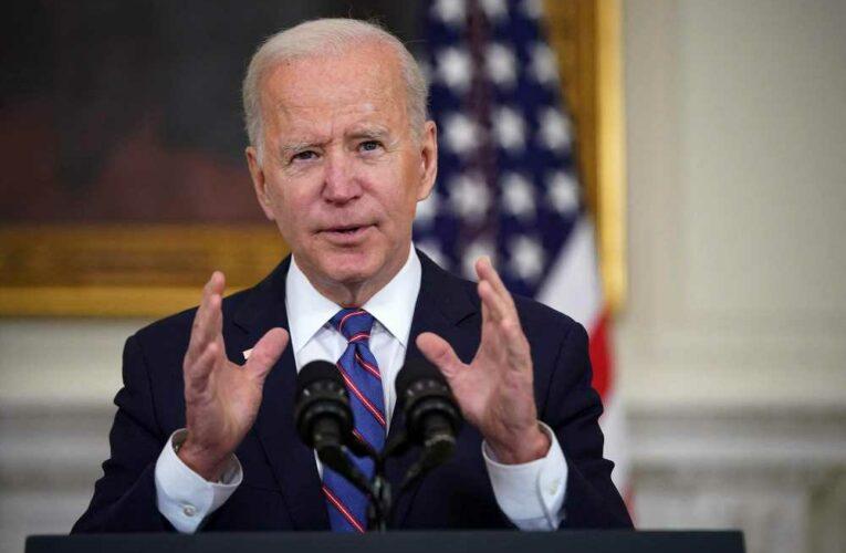 Biden open to infrastructure talks as GOP senator says sides 'far apart'
