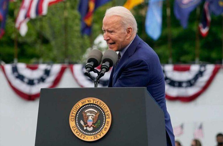Biden's real 'patriotic responsiblity': Convince the vax-resisters