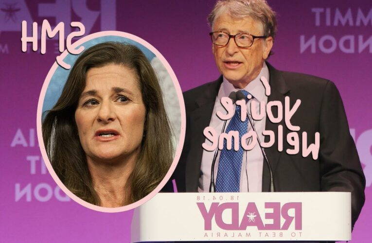 Bill Gates Transfers Nearly $2 BILLION In Stocks To Melinda – But His Family Is Still Angry Over Divorce!