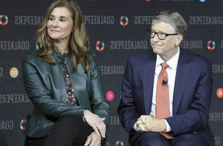 Bill Gates took getaways with his ex-girlfriend after marriage to Melinda