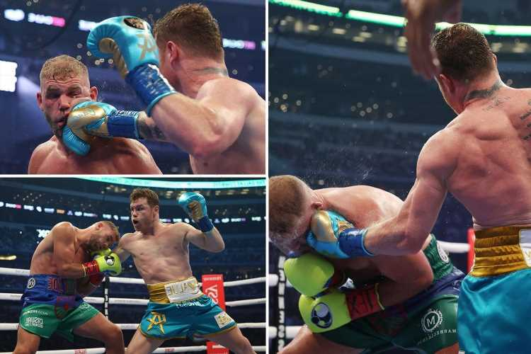 Billy Joe Saunders faces long, painful and tricky route back after brutal Canelo loss and may quit after £5m pay day