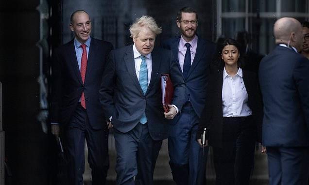 Boris Johnson's top aide Dan Rosenfeld is 'on the brink'