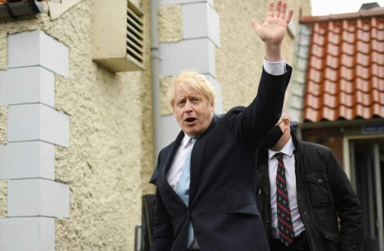Boris to announce lockdown rules WILL be relaxed & people urged urged to take responsibility as we live with Covid