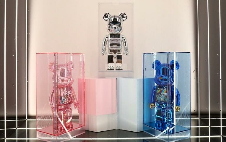 """Boxzes' New """"Emphabox 1000%"""" Will Protect Your Beloved BE@RBRICKs"""