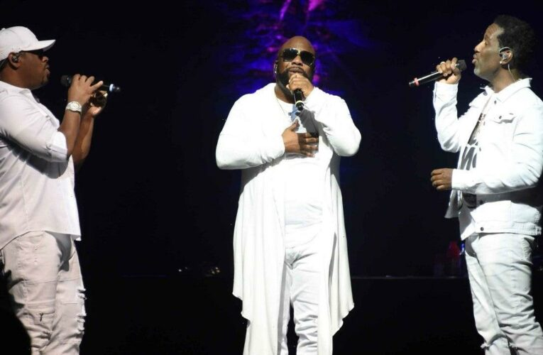 Boyz II Men Share How They Prepped for 'Black-ish' Finale (Exclusive)