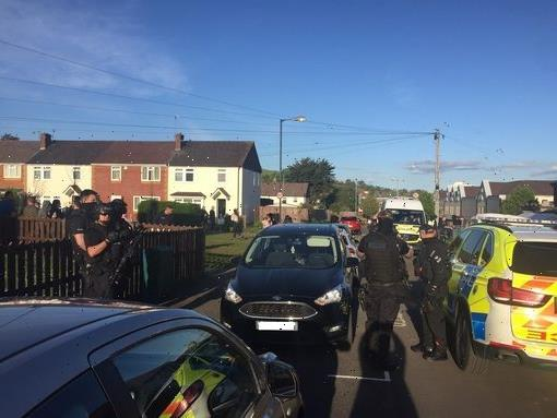 Bristol shooting: Man shot and another wounded after broad daylight attack as five arrested