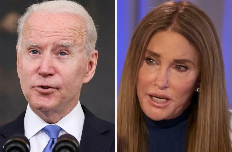 Caitlyn Jenner says country directed by Biden 'scares' her & says he has done nothing for American workers