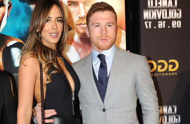 Canelo Alvarez's amazing lifestyle, including cars worth £10m, dating beautiful women and owning an incredible home – The Sun