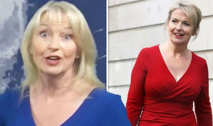 Carol Kirkwood: BBC Weather star reacts to cheeky calendar suggestion from male admirers