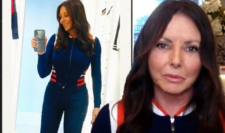 Carol Vorderman stuns in skintight outfit amid Countdown admission: 'I use a calculator!'