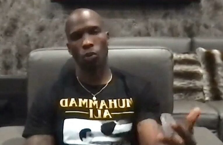 Chad Johnson Sparring With Charlo Twins To Prep For Celeb Fight, They Kick My Ass!