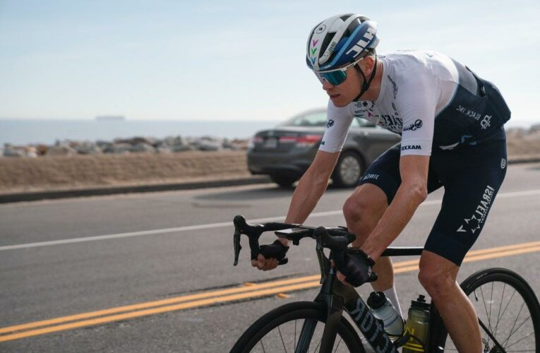 Chris Froome looks forward, with a better understanding of his body