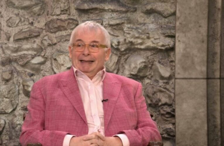 Christopher Biggins has his 'privates tugged and grabbed' during care home gig