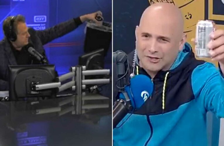 Craig Carton's Diet Coke shot at Michael Kay was seven years in the making