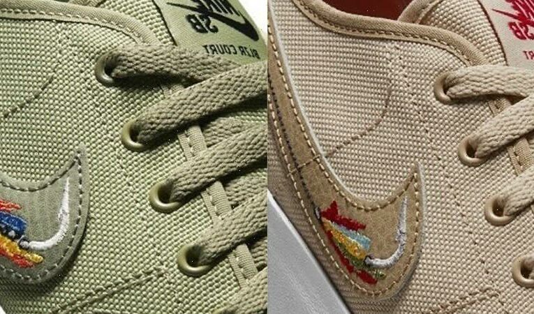 Daan Van Der Linden and Nike SB Are Releasing Two More Fishing-Inspired Takes on the SB Blazer Court