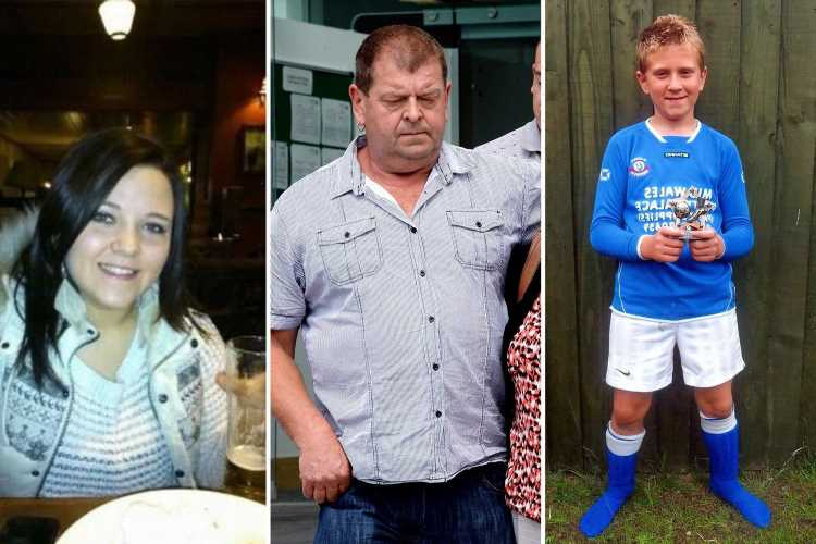 Dad dies of blood clot after son, 12, crushed by goalpost and daughter, 18, killed in car crash