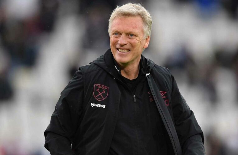 David Moyes tells West Ham fans 'make sure you're vaccinated' after sealing Europa League spot with 6th-place finish