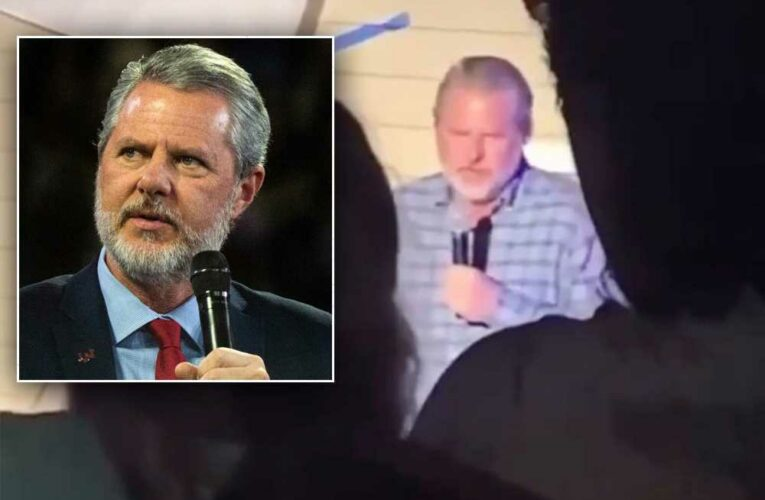 Disgraced Jerry Falwell Jr.  invites students to party on his farm