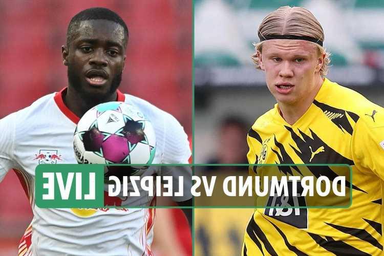 Dortmund vs RB Leipzig LIVE: Stream FREE, TV channel, team news as Bundesliga clash now UNDERWAY – latest updates