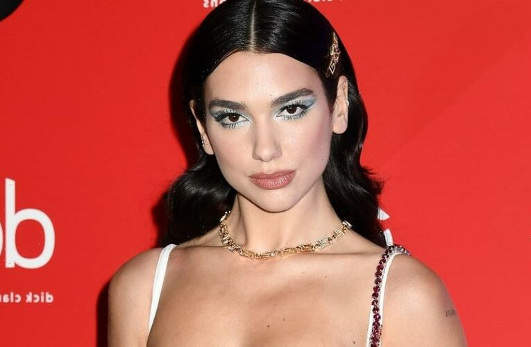 Dua Lipa slams group calling her anti-Semitic over her stance on conflict in the Middle East