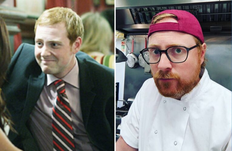 EastEnders Bradley Branning actor Charlie Clements reveals he's been working as a chef after acting jobs dried up