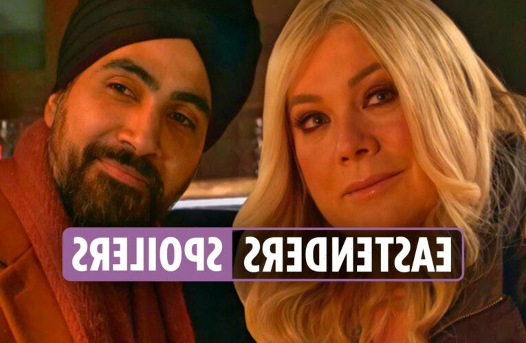 EastEnders spoilers: Kheerat Panesar admits the truth about Chantelle Atkins to new lover Sharon Watts