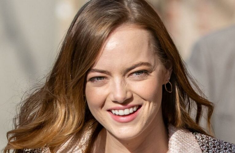 Emma Stone Gives Birth to First Child with Hubby Dave McCary