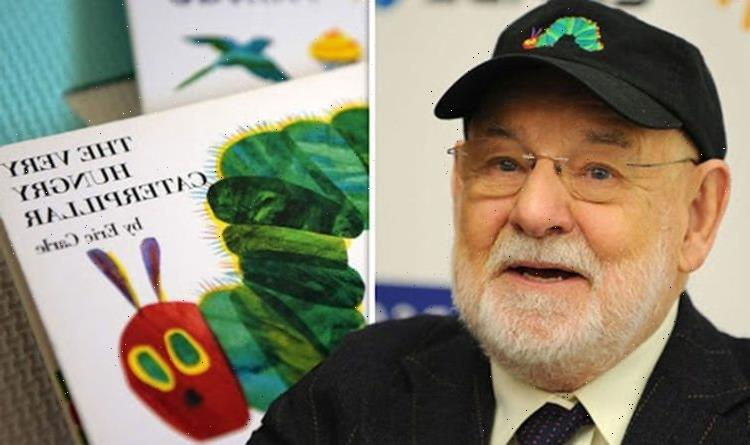Eric Carle dead: Author of The Very Hungry Caterpillar book dies aged 91