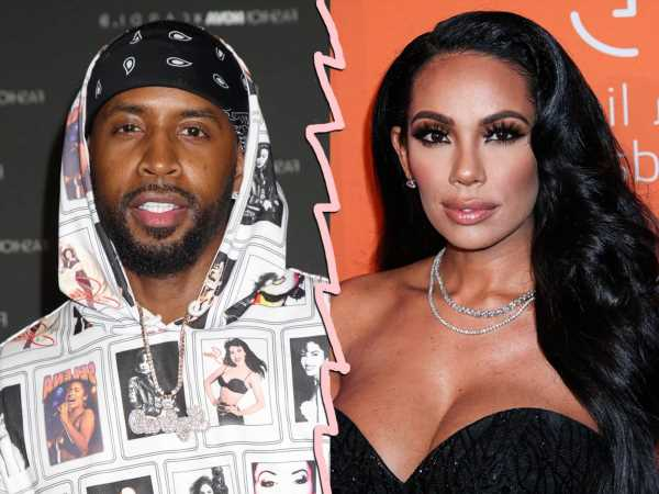 Erica Mena Files For Divorce From Nicki Minaj's Ex Safaree… While Pregnant With Their Second Child