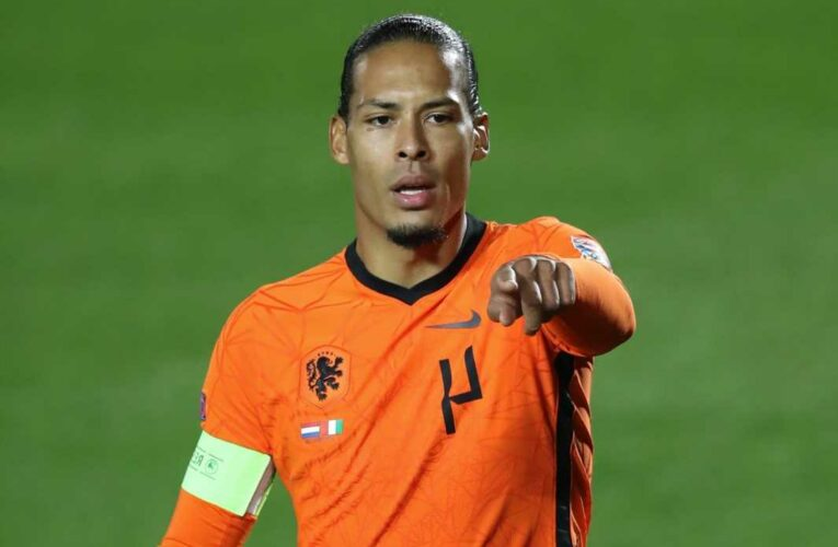 Euro 2020 squads: Van Dijk OUT for Holland, Turkey, Russia, Ukraine and Hungary announce squads – all announcement dates
