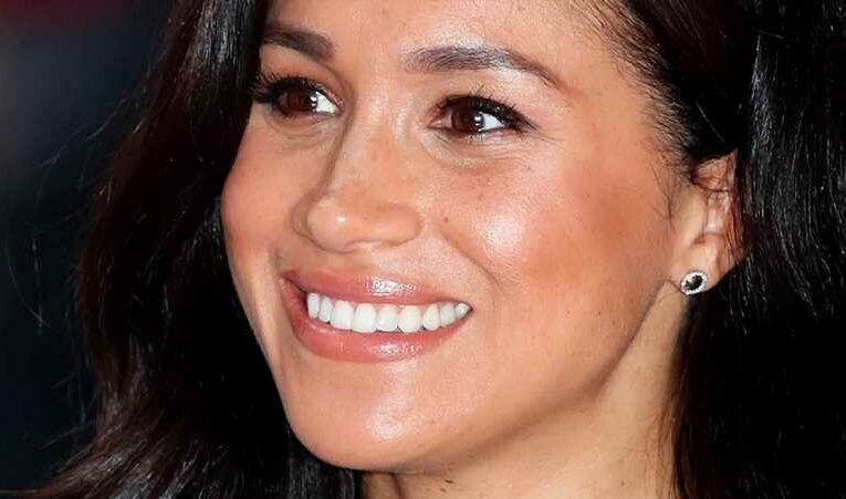 Fans Think Meghan Markle's Dress At Vax Live Concert Was A Hint About Her Daughter's Name