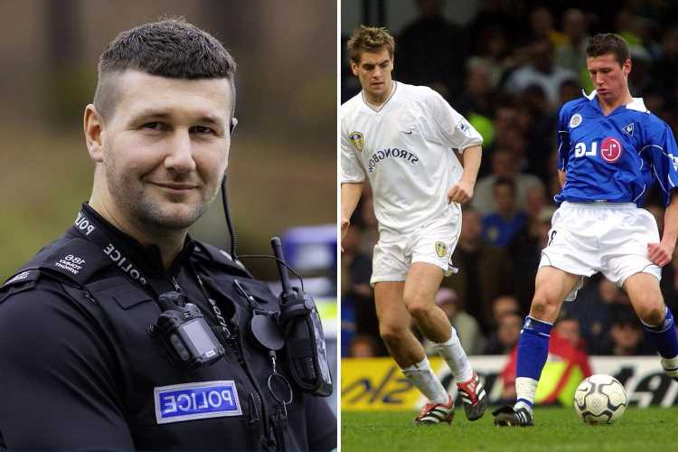 Former Premier League star Tommy Wright now works as police officer and claims Leicester heroics help him keep peace